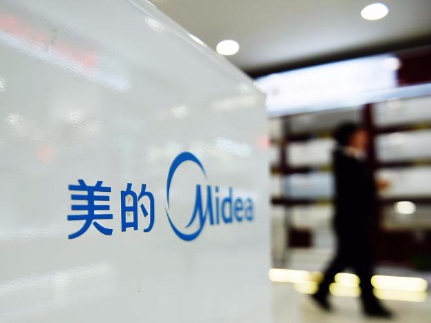 China home appliances giant Midea net profit up 17.4%