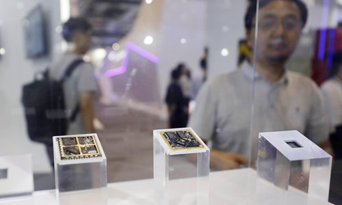 Chinese AI chips gain despite US moves