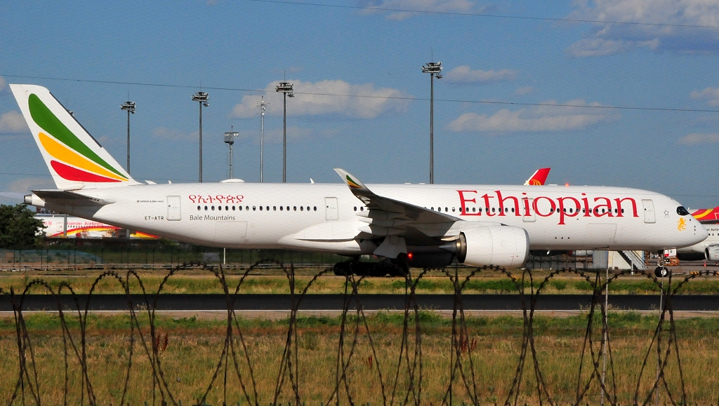 Ethiopian Airlines to boost flight frequencies to China to 50 per week