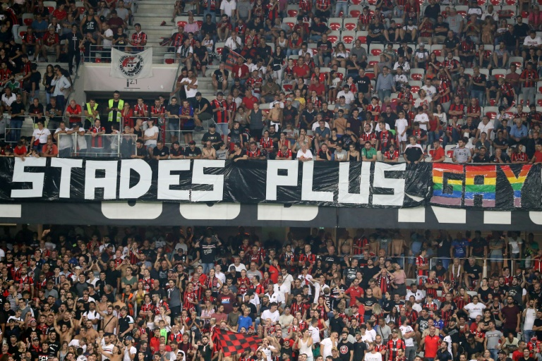 Battles lines drawn in French football's fight against homophobia