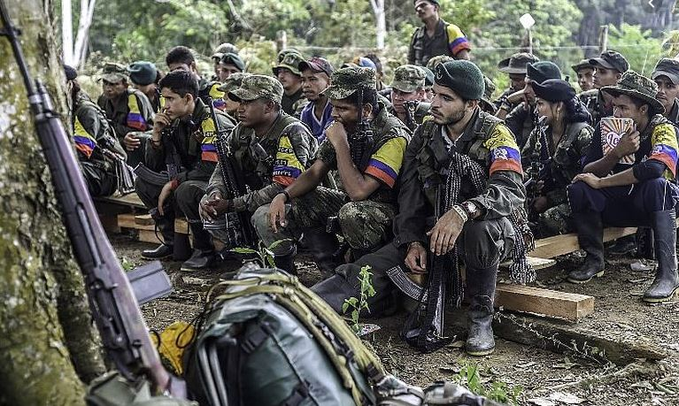 9 ex-FARC dissidents killed in military operation in Colombia