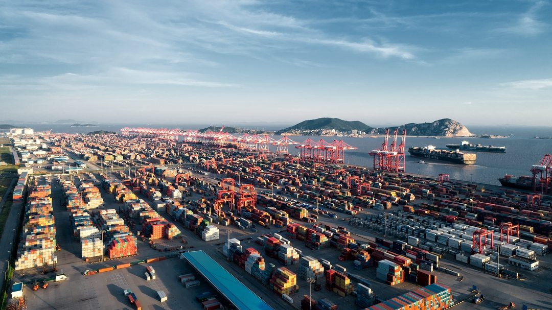 China's trade surplus reaches 191.5 bln yuan in July
