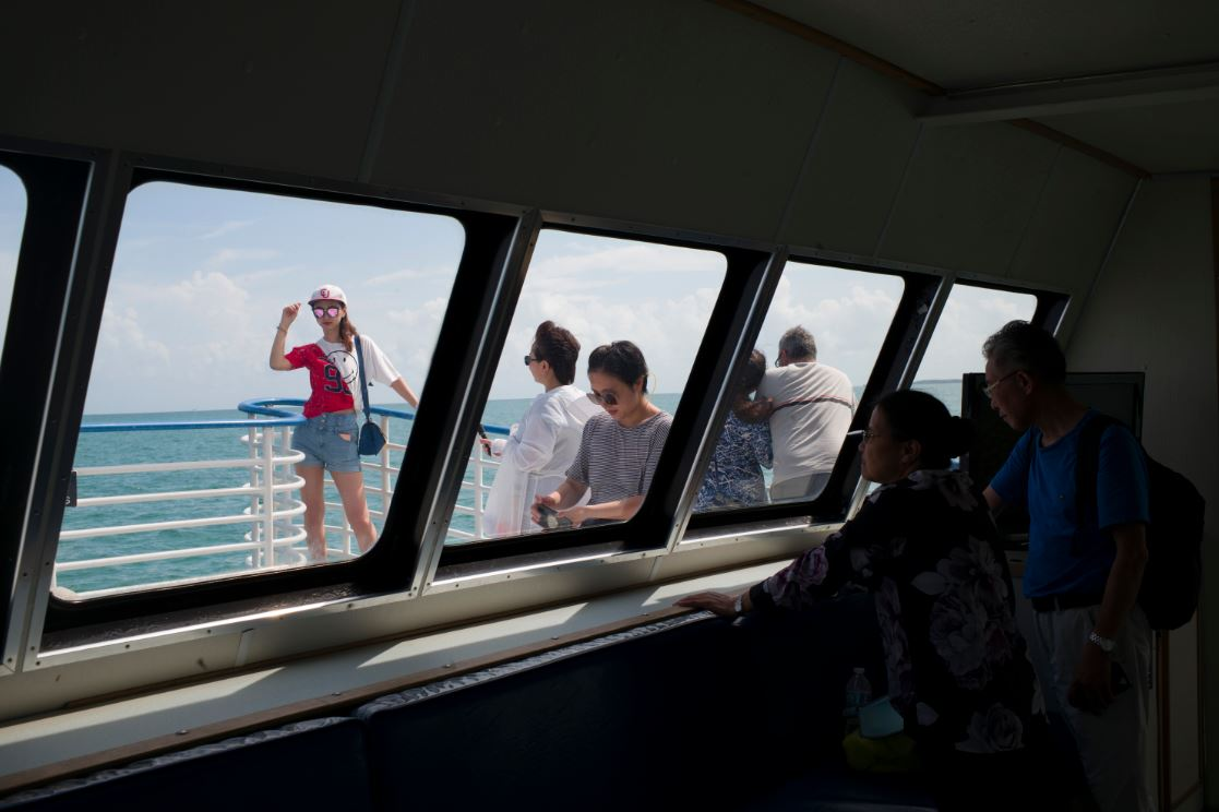 Domestic tourists set their sights on long-haul destinations