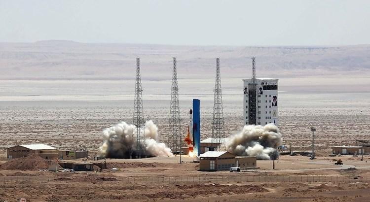 Iran denies failure of satellite launch