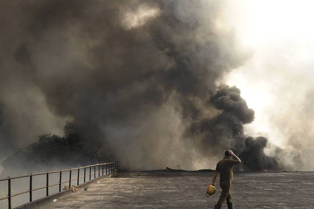 Death toll in India's chemical plant blast rises to 13