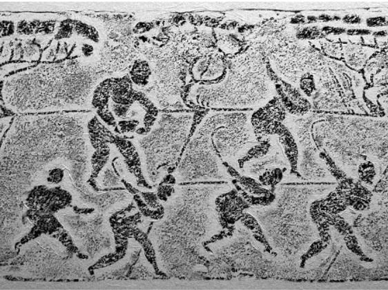 Ancient civilizations impact global environment