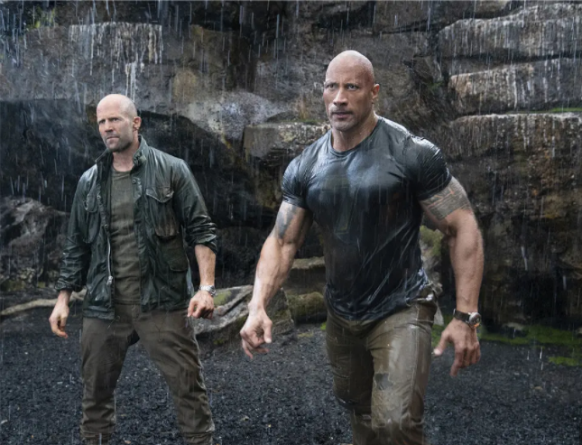 New 'Fast and Furious' spin-off still leads Chinese mainland box office
