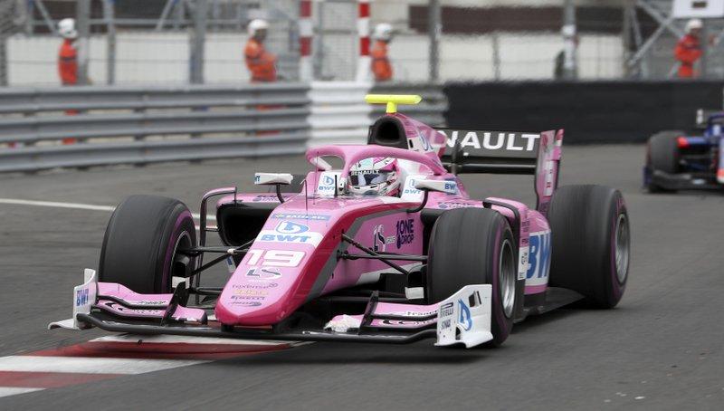French racer Anthoine Hubert dies after Formula Two crash