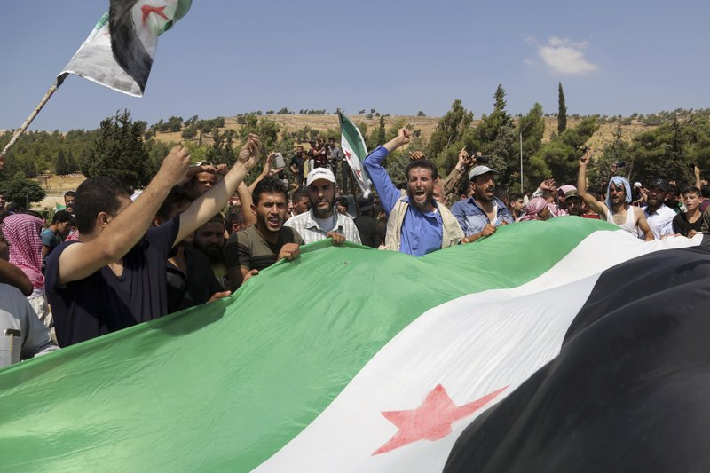 Cease-fire brings temporary calm to Syria's Idlib