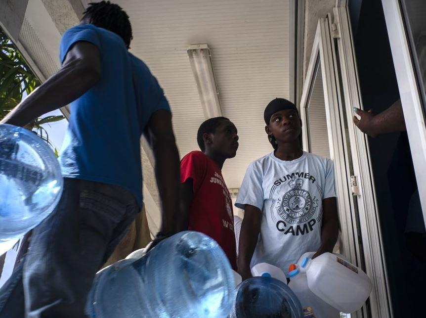 Category 4 Dorian bears down on Bahamas, may skirt Florida
