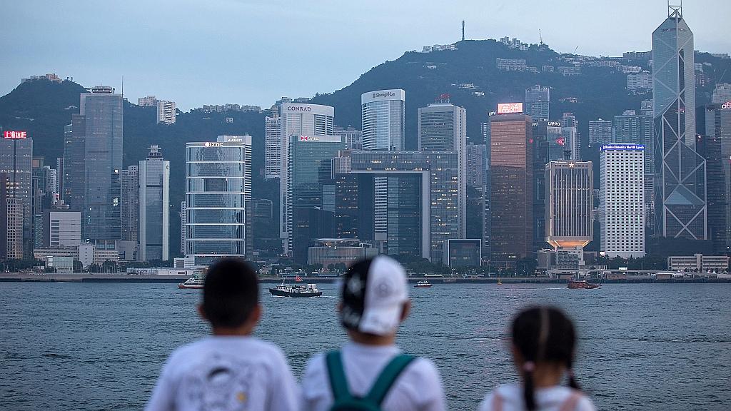 Prominent HK figures urge residents to support govt in restoring order