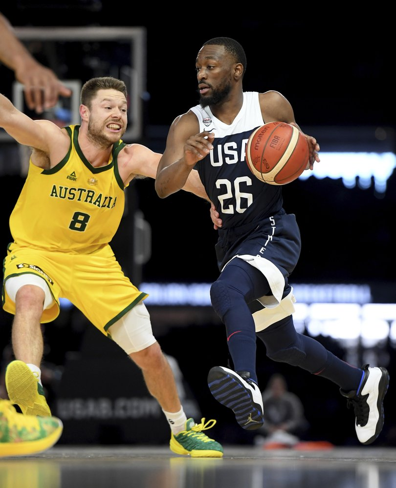 USA opens basketball World Cup quest, undaunted by doubters