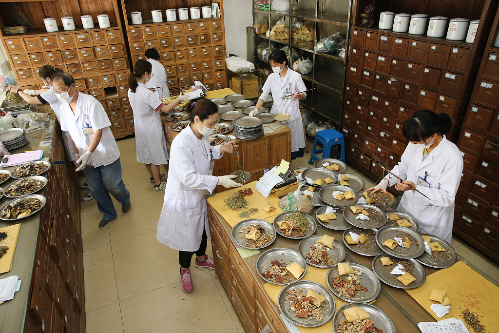 Documentary series about traditional Chinese medicine released