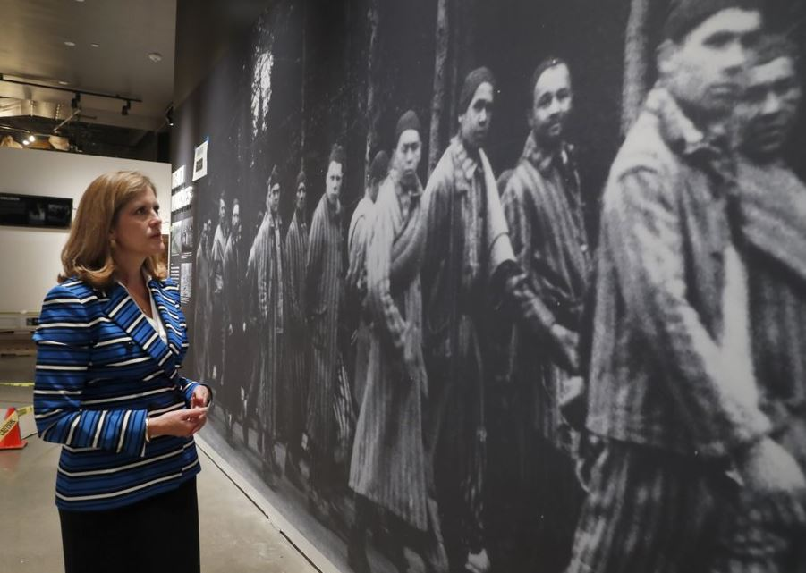 Dallas Holocaust museum takes visitors from WWII to today