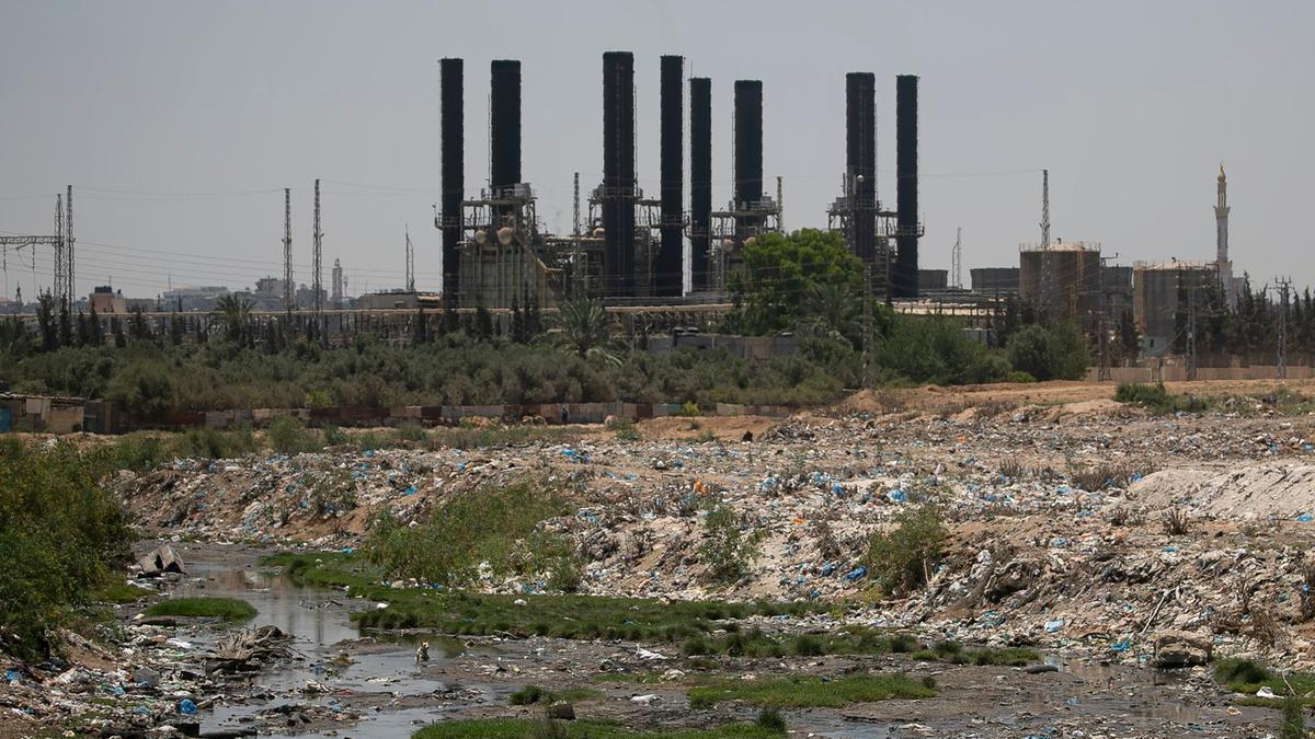 Israel renews shipments of fuel into Gaza