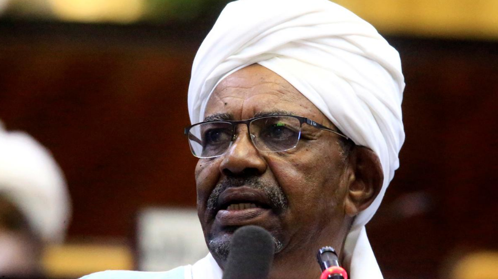 Sudan court charges Bashir with holding illegal foreign funds
