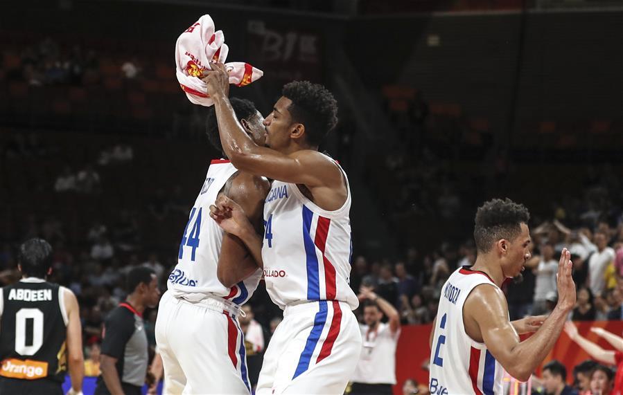 FIBA World Cup 2019: Dominican Republic vs. Jordan