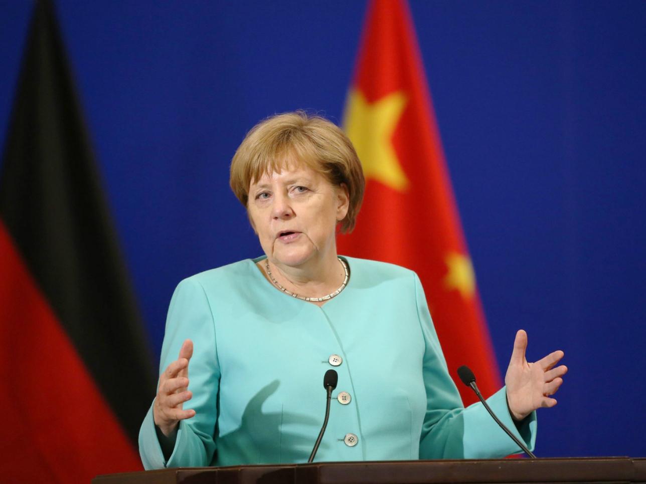 Merkel to make official visit to China this weekend