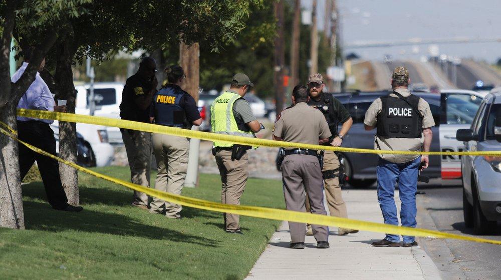 Gunman of US Texas shooting identified