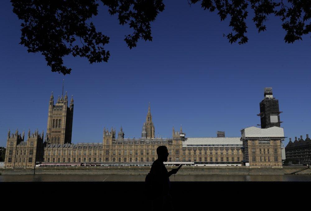 UK's reputation takes global hit with Parliament shutdown