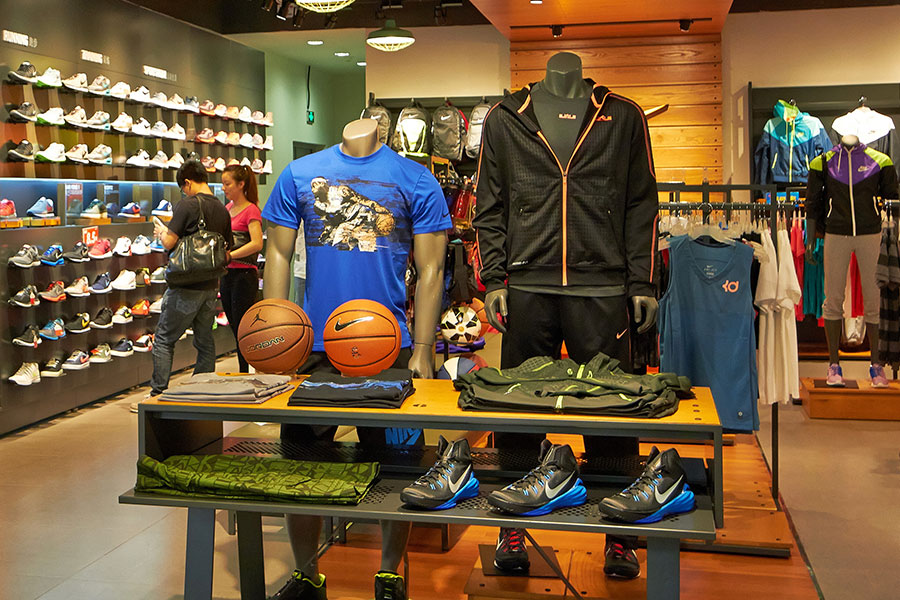 Localization vital cog in Nike's expansion strategy in China