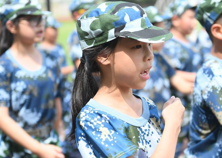 Chinese schools, military prepare for better military training of students