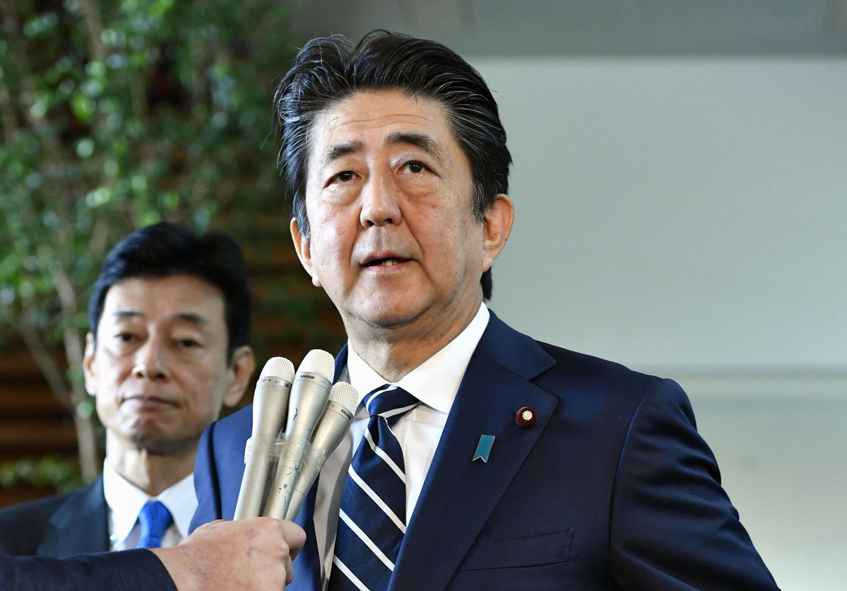 Japanese PM plans to reshuffle cabinet next week
