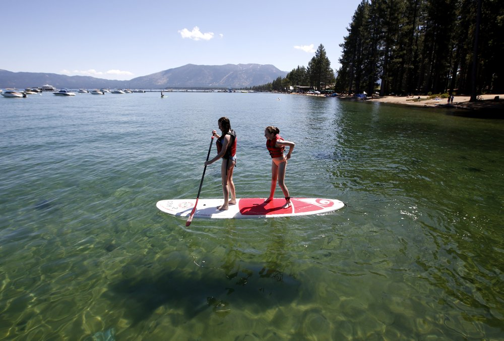 New research targets microplastics detected in Lake Tahoe