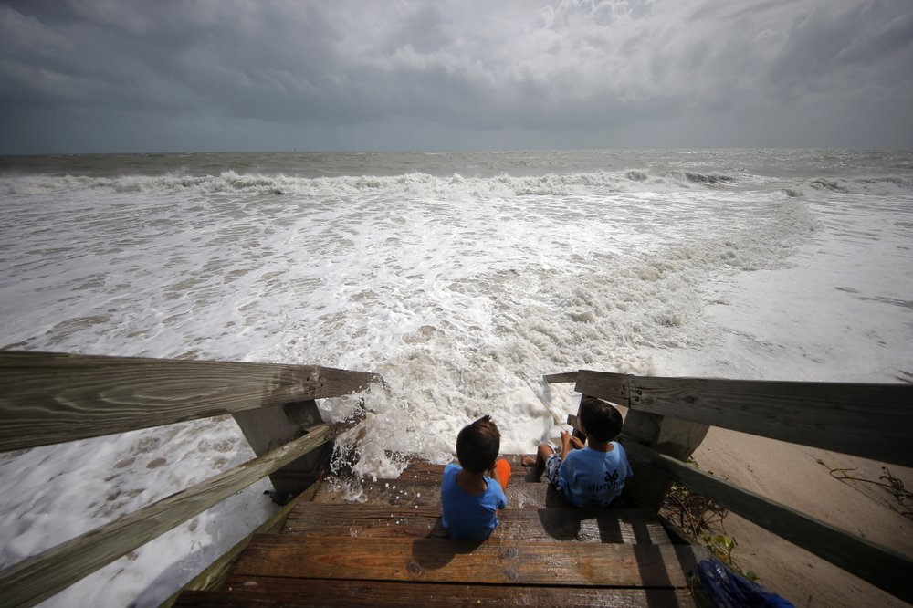 Virginia joins other 4 US states in declaring state of emergency ahead of Hurricane Dorian