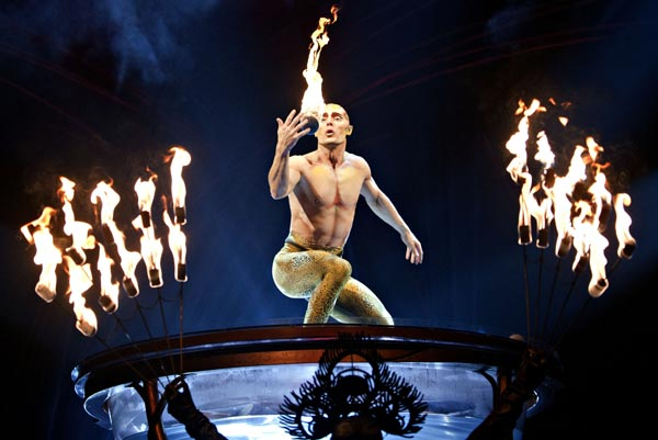 Circus arts reinvented in Montreal