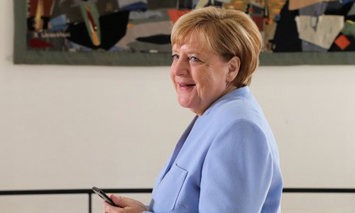 Merkel visit expected to deliver fruits