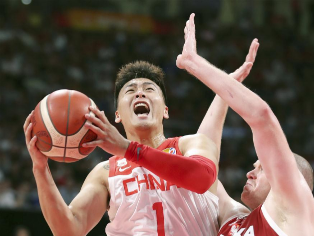 China loses to Poland 79-76 in overtime at FIBA World Cup