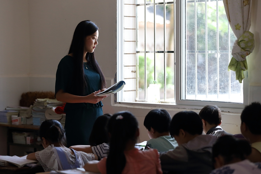 China has over 16 mln teachers
