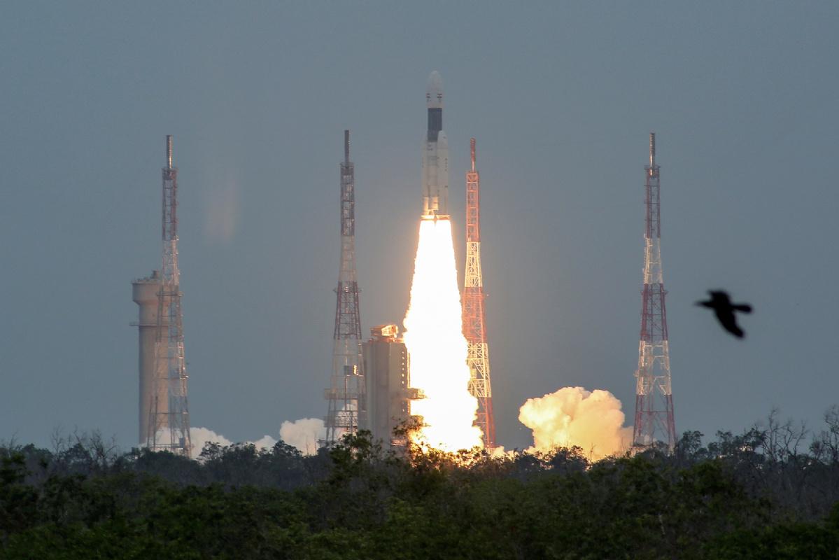 India's Chandrayaan-2 completes first de-orbit manoeuvre