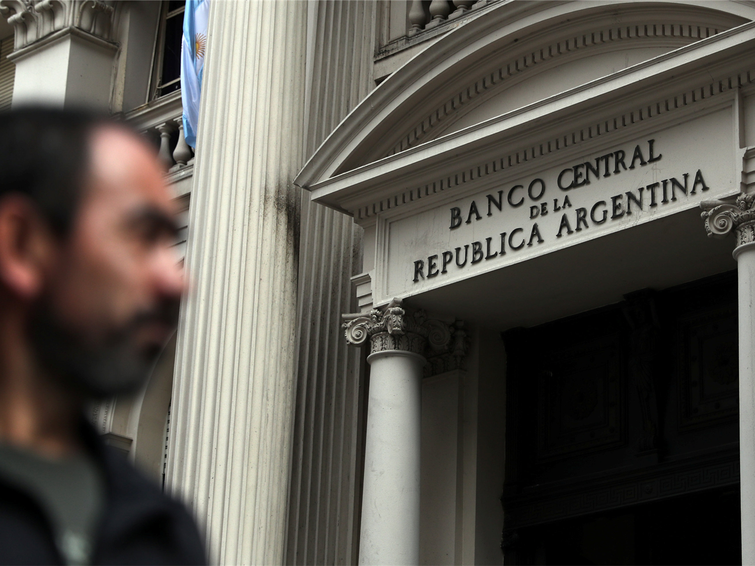 Argentina tries to cushion impact of debt crisis on foreign reserves, says economist