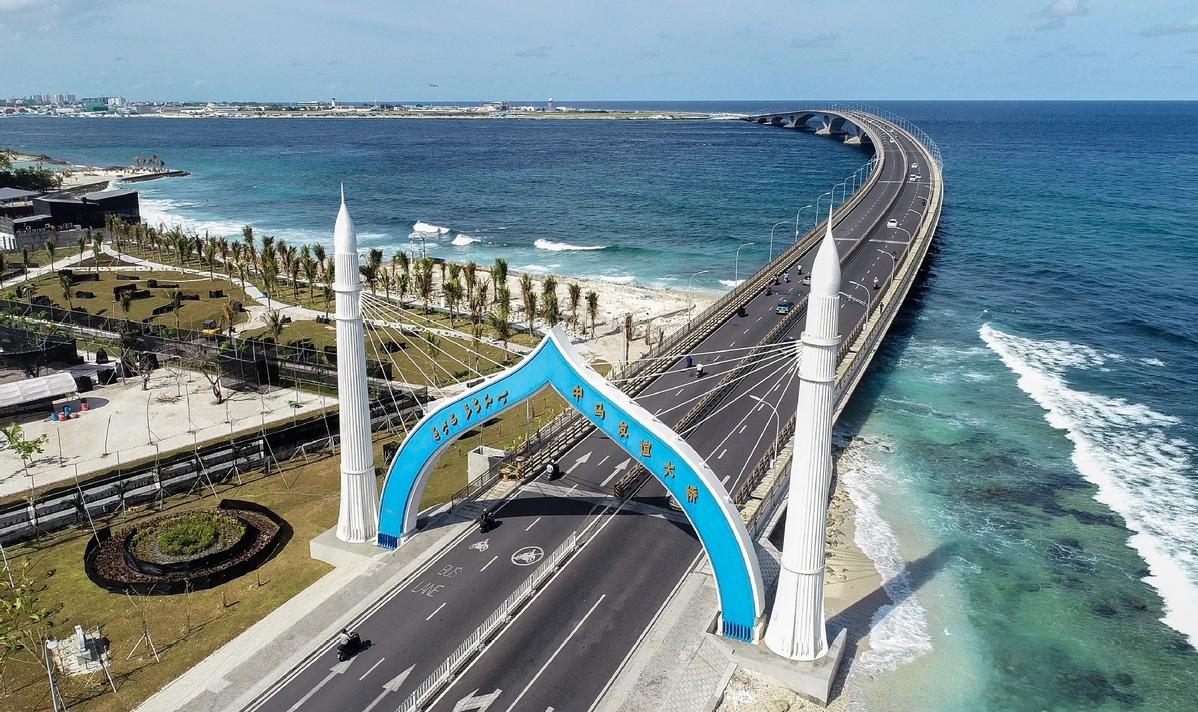 China-Maldives Friendship Bridge revitalizes life of Maldivians