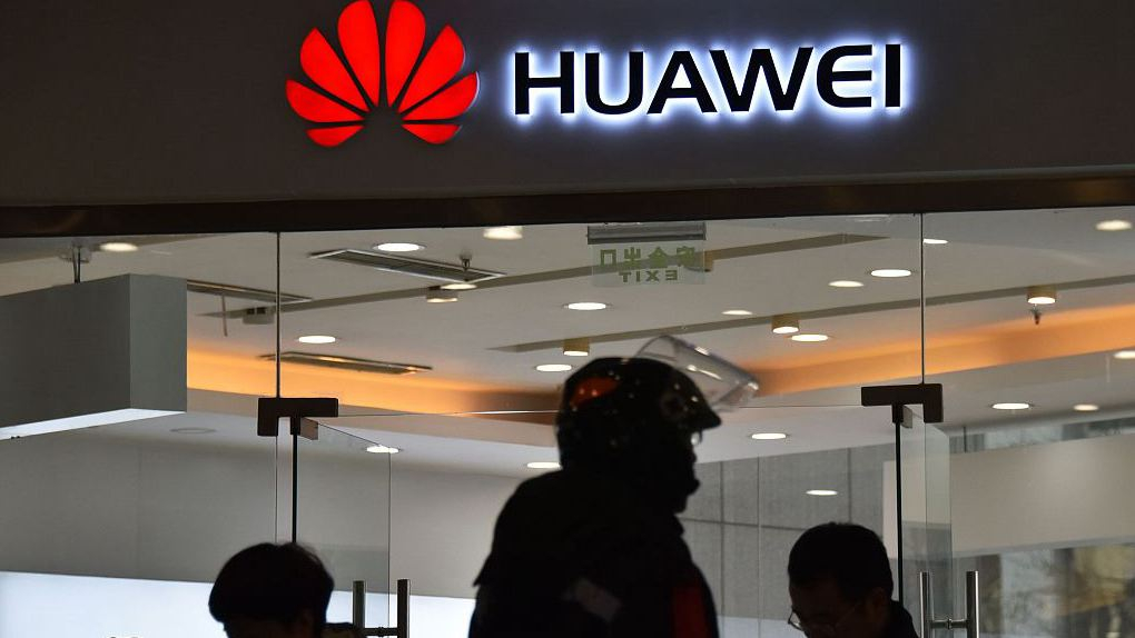 Huawei: No company becomes a global leader through theft