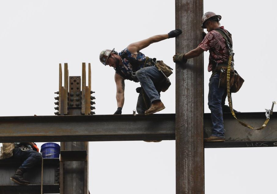 US construction spending rose a slight 0.1% in July