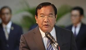 Cambodian FM to visit Laos, discuss border issue