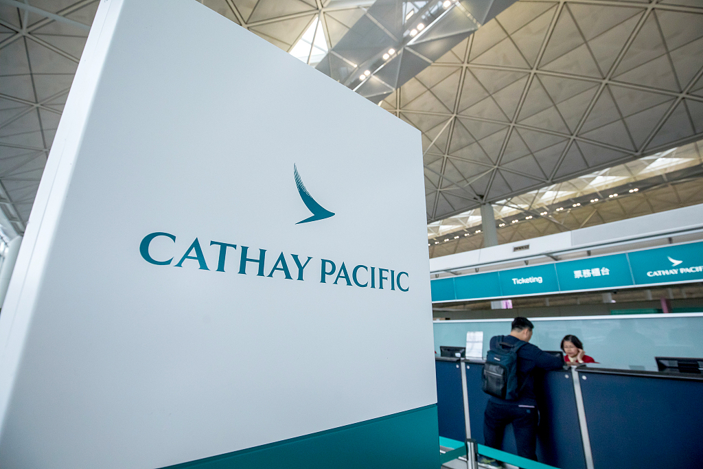 Hong Kong's Cathay Pacific appoints new chairman