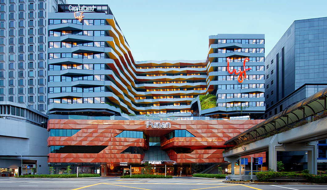 Southeast Asia's largest co-living property opens in Singapore