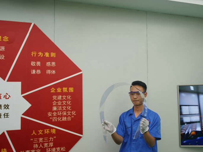 World's thinnest float glass in China's Anhui