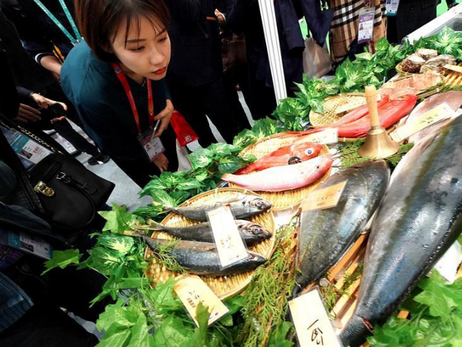 China sees huge demand for high-quality products