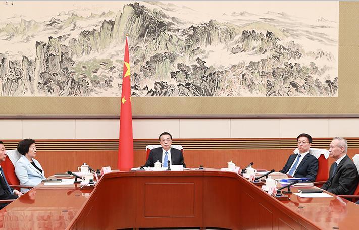 Premier Li signs decree to appoint Ho Iat Seng as Macao SAR chief executive