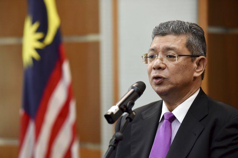 Malaysian FM to visit China
