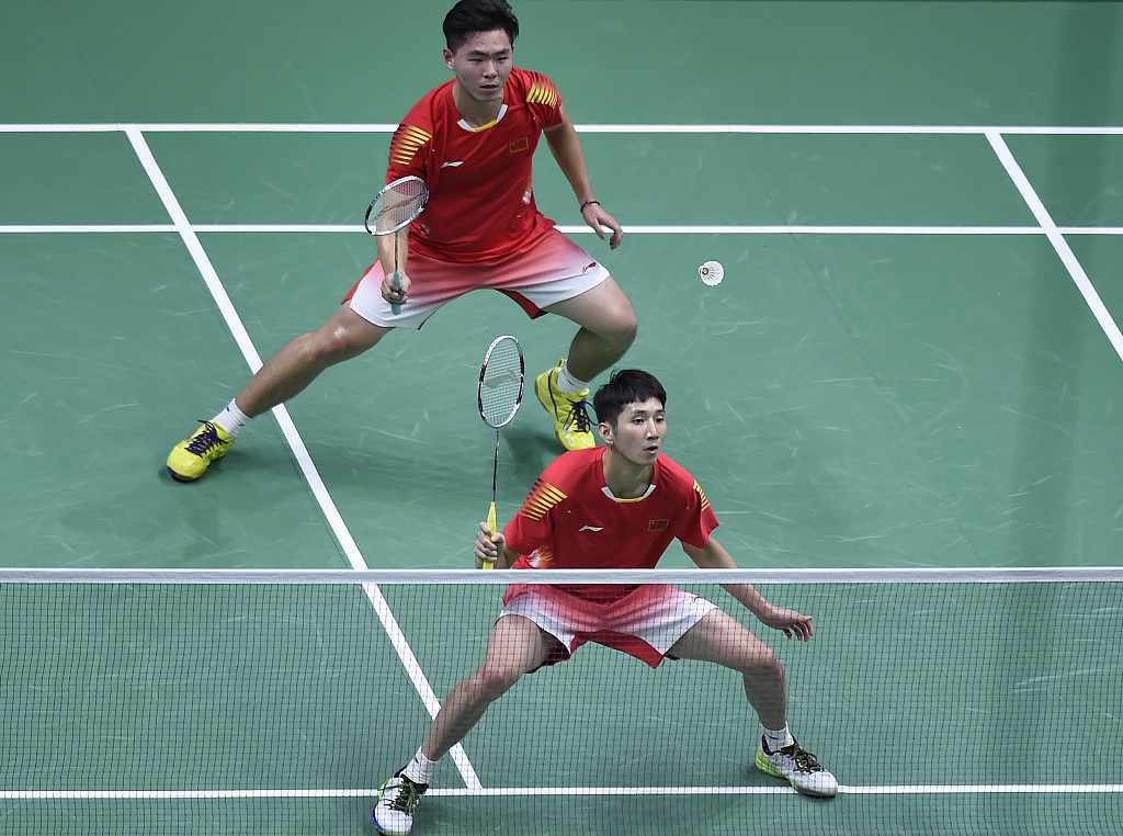 Chinese badminton team invites foreign coaches for first