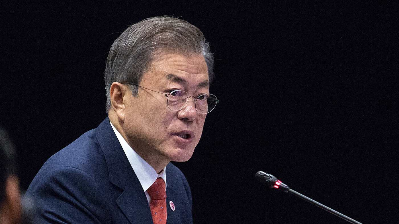 S. Korean president's approval rating rises to 47.8 pct: poll