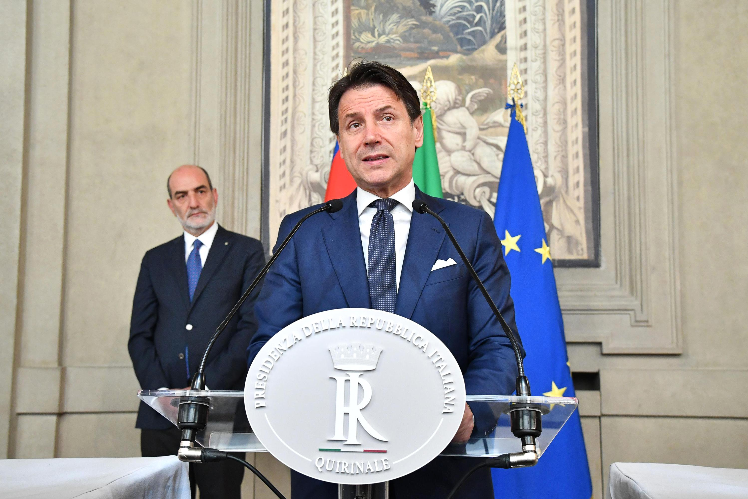 Italy's new ministers sworn in
