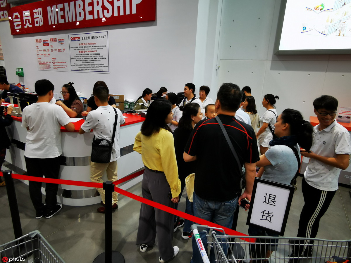 Costco gets cold shoulder from some shoppers