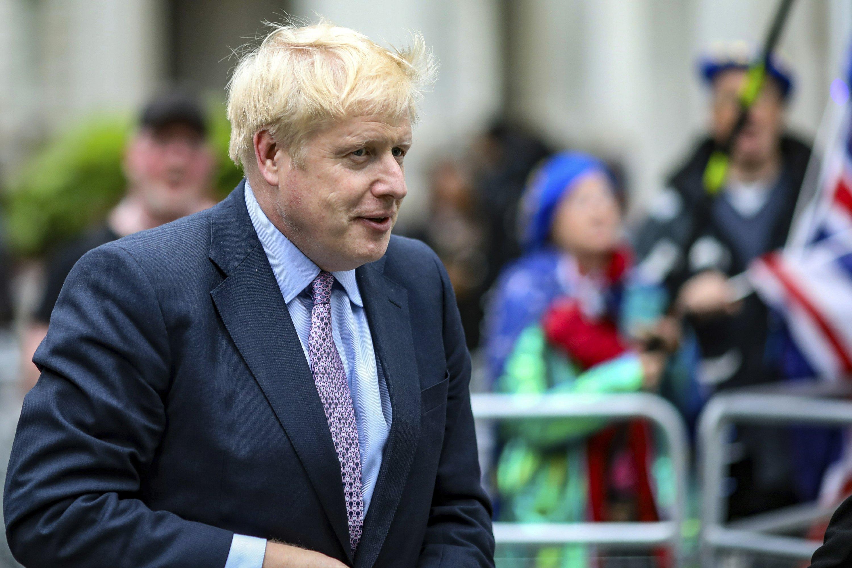 UK's Johnson appeals for snap election to break Brexit deadlock